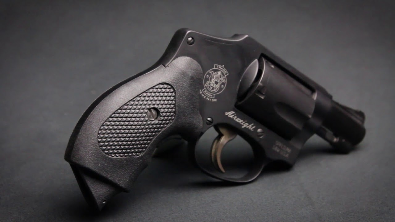 New Pachmayr Guardian Grip™