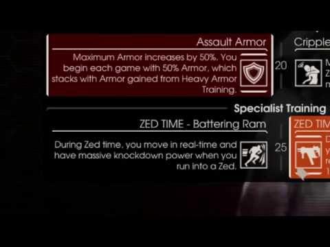 Killing Floor 2 - Battering Ram in a Nutshell