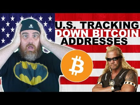 U S  Tracking Down & Doxxing Bitcoin Addresses