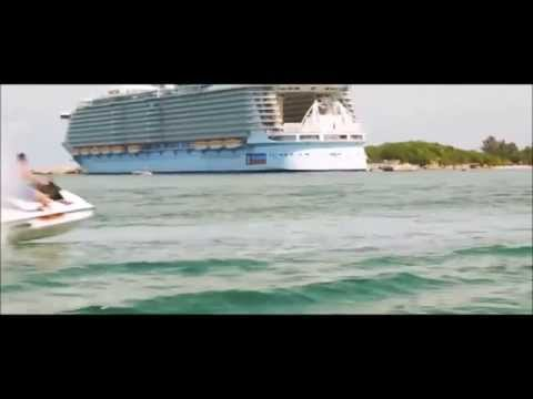 Liberty Travel (Royal Caribbean Cruise) Commercial