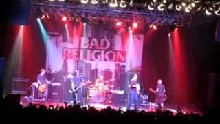 Sorrow (Bad Religion Live Curitiba 2008)