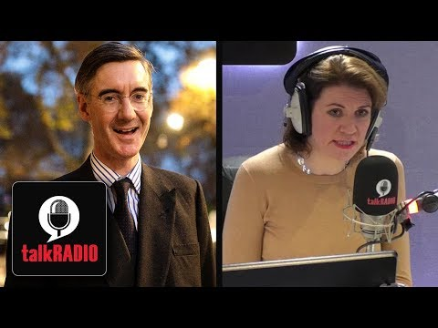 "Jacob Rees-Mogg: ""Theresa May's Brexit argument is childish"" 