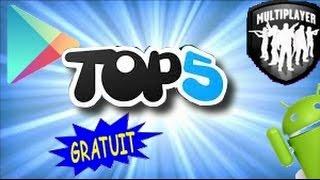TOP 5 JEUX ANDROID MULTIJOUEURS EN LOCAL