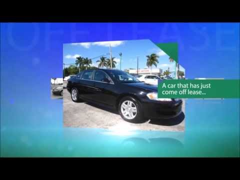 Why Buy a Car Off Lease in West Palm Beach | US Off Lease Autos