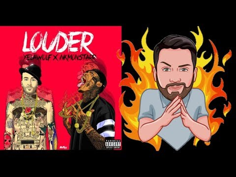 Yelawolf Ft Ink Monster - Louder (REACTION!!)