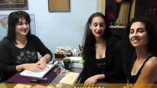 suhaila en Chile 2012, saludo desde USA
