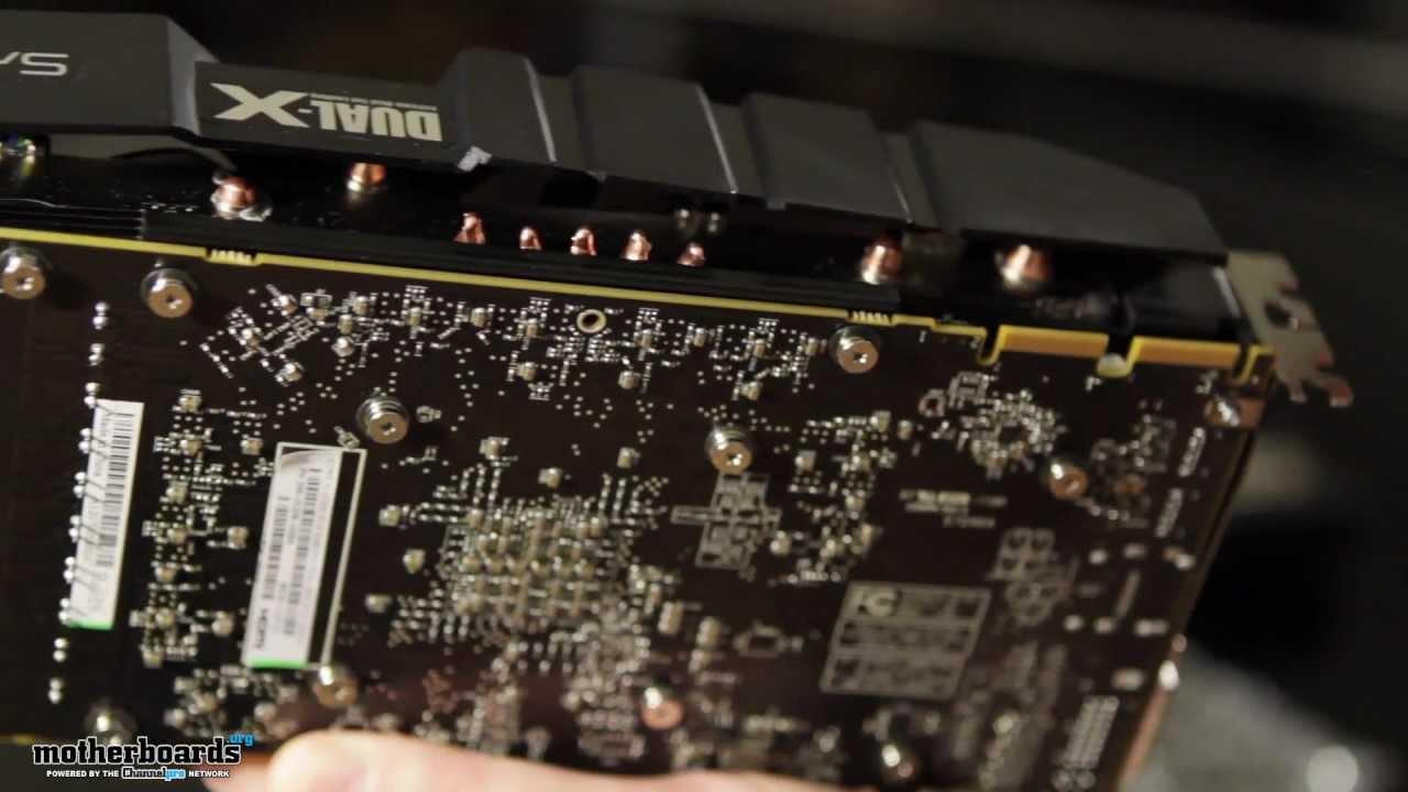 Sapphire HD 7970 Dual-X (Dual-Fan, Dual Bios) Edition 3GB Video Card  Unboxing