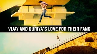 Vijay and Suriya risked this for their fans | Theri | 24