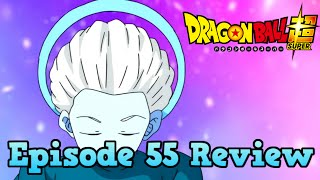 Dragon Ball Super Episode 55 Review: Hey, I Wanna Meet Son Goku! A Summon from the Omni-King!!