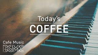 Elegant Jazz Piano Music - Smooth Jazz Cafe Instrumental to Study, Work, Relax
