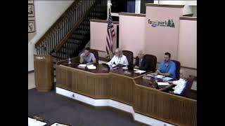 Fargo Park Board Meeting August 6, 2019