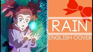 RAIN - SEKAI NO OWARI (English Cover) from Mary and the Witch's Flower [Riku Silver]