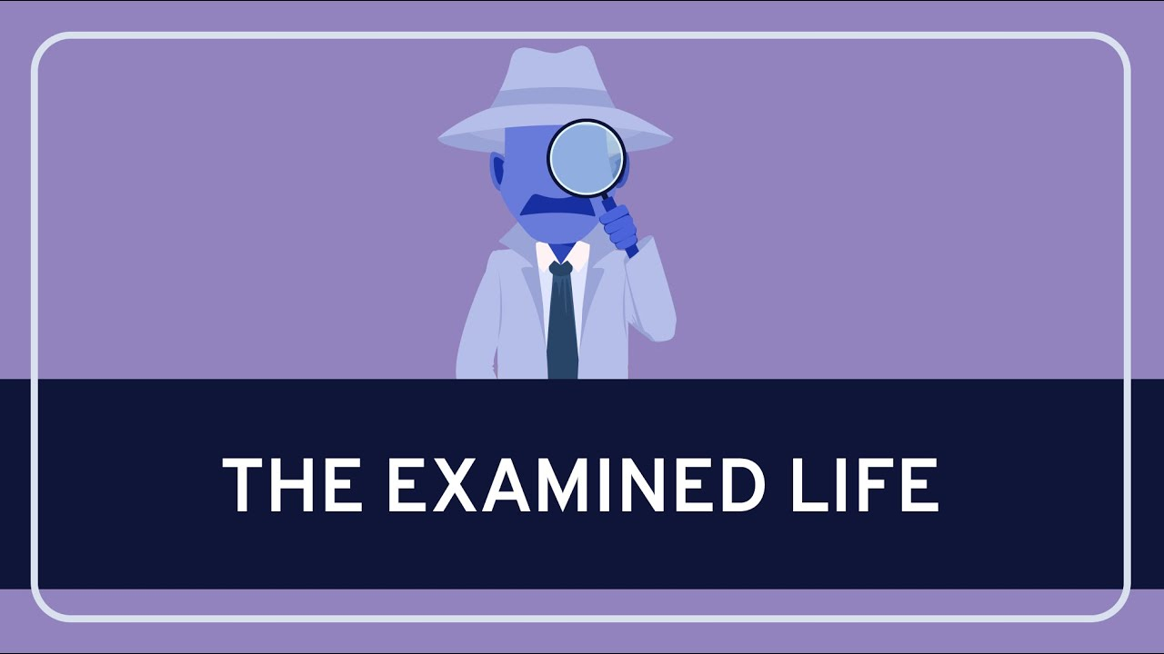 The Examined Life >> The Examined Life Know Thyself 1 Wireless Philosophy