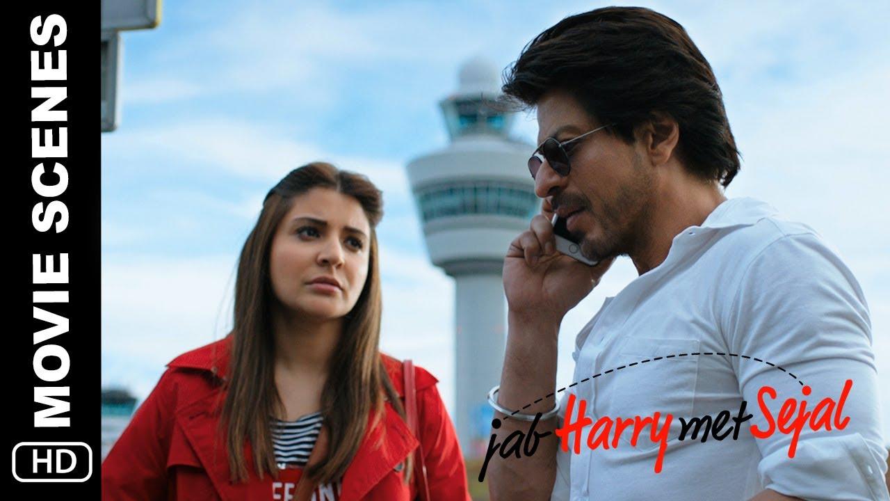 Download Meri Ring   Jab Harry Met Sejal   Movie Scene   Anushka Sharma, Shah Rukh Khan