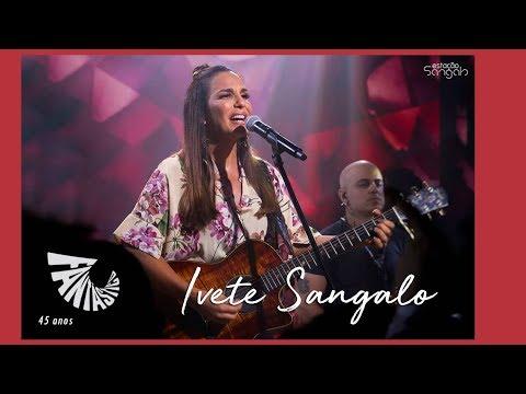 Ivete Sangalo - Fantástico 05082018 Completo