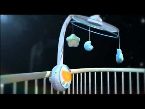 chicco Magic Stars Cot Mobiles