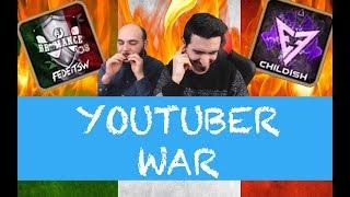 GUILD WAR vs EPIC FAIL DELTA // SUMMONERS WAR ITA