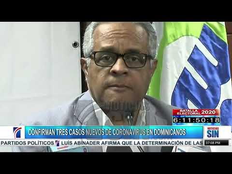 Salud Pública: Mujer de Villa Riva sí tiene coronavirus; es un caso asintomático de la enfermedad