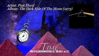 Time - Pink Floyd (1973) HD FLAC ~MetalGuruMessiah~