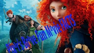 Disney * Pixar Brave Fun Facts | HAIR, CULTURE, PLACE