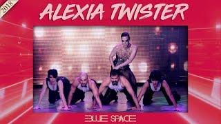 Blue Space Oficial - Alexia Twister e Ballet - 05.08.18
