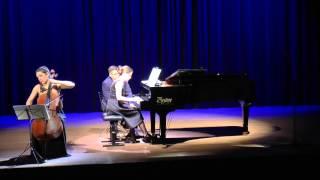 Koncert polskiej muzyki kameralnej - V Międzynarodowy Konkurs Fortepianowy Zambrów 2015