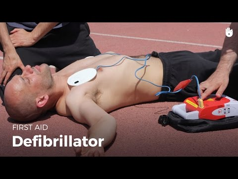 First aid: defibrillator | First Aid