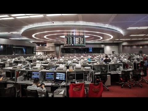 China's Stock Market Enters Bear Market