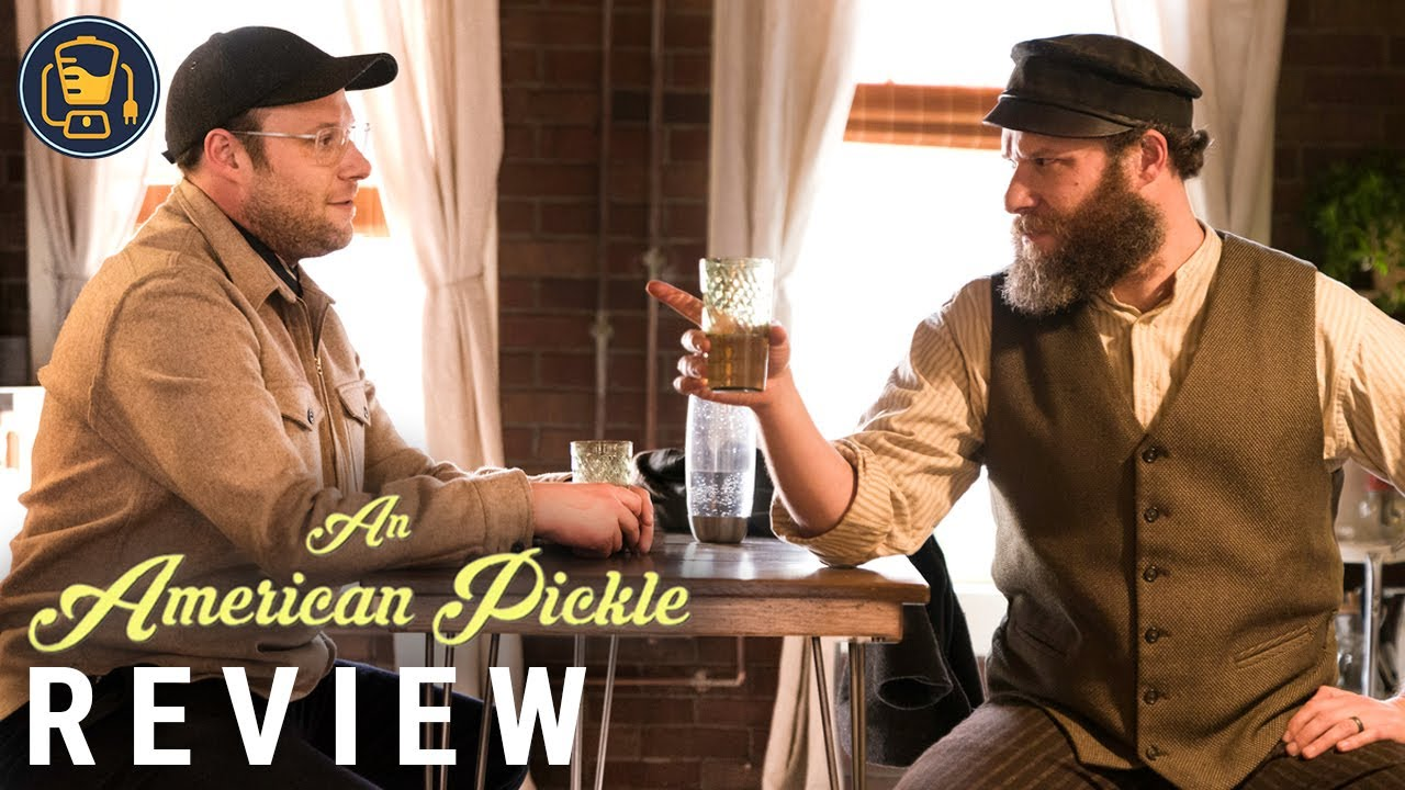 'An American Pickle' review: Seth Rogen stars in HBO Max movie ...