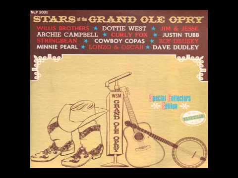 Stars of the Grand Ole Opry - FULL LP - Nashville NLP-2031 - 1966