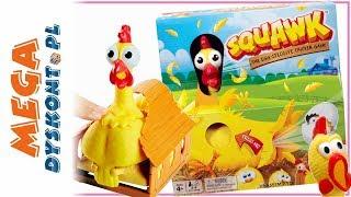 Kura znosząca złote jajka  Mattel  Challenge  gry dla dzieci