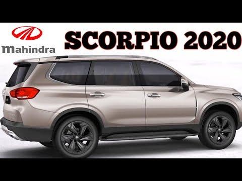 2020 Mahindra Scorpio Premium 7 Seater SUV Interior, Exterior, Engine, Features, Launch Date