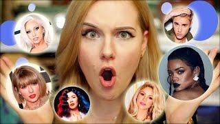 Поём, как ваш любимый ПЕВЕЦ :D(Сегодня мы с вами узнаем, как же петь точно так же, как ваш любимый певец или певица :D Учимся петь как: Шакира..., 2016-04-29T11:00:01.000Z)