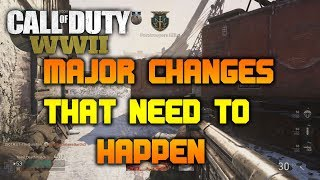 2 Major Changes That Need To Happen In COD WWII