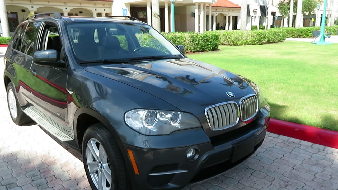 2012 Bmw X5 35d Xdrive Diesel For Sale Gorgeous Rare 1 Owner 954 561