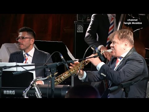 Jazz. Igor Butman plays Benny Goodman. Джаз. Игорь Бутман играет Бенни Гудмана. 2015.