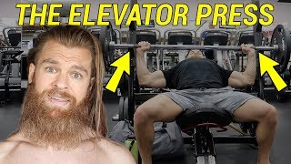 The Elevator Chest Press (TIME UNDER TENSION)