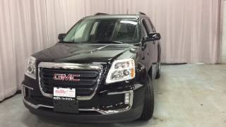 2017 GMC Terrain SLE AWD On Board Navigation Nightfall Edition Black Oshawa ON Stock  #170589