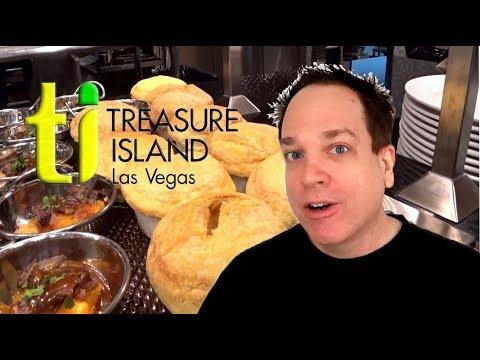 Treasure Island Buffet Las Vegas - ALL NEW All You Can Eat!