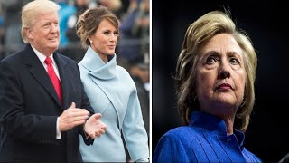 Hillary jabbed at First Lady Melania Trump And Blasted President Donald Trump With Steaming Hatred