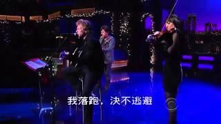 瓊 邦喬飛 - 不再逃避 Acoustic Live