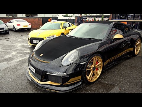 SWAPPING BMW M3 for LOUD Porsche GT3!!