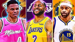 7 NBA Players Who WILL Be On A NEW TEAM Before The Start Of The 2019 SEASON!