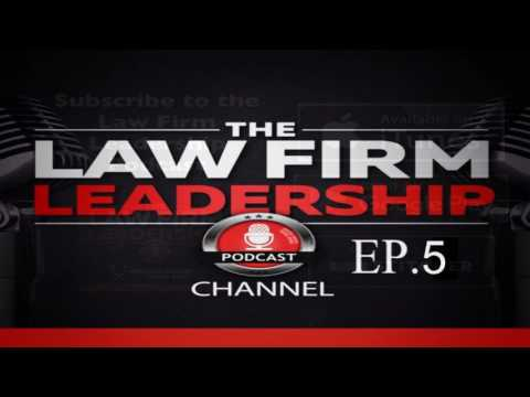 Donald Prophete on Legal Industry Trends and Advice for Young Lawyers | Ep 5