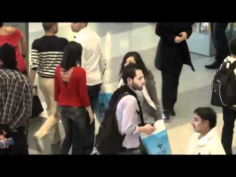 Beirut Duty Free Rocks Airport with Dabke Dance | دبكة في سوق بيروت الحرة