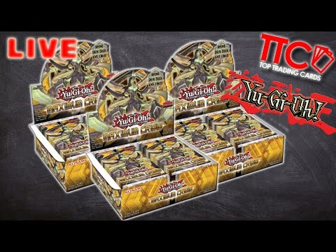 YUGIOH MAXIMUM CRISIS 5x Display Box 120 Booster Packs Unboxing Opening