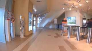 Смотреть видео Аренда офиса бизнес центр Nagatino i-land Коломенская онлайн