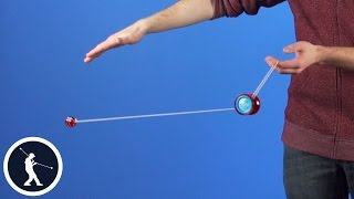how to do the basic stall 5a yoyo trick