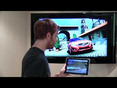Обзор Airplay на Apple TV с IPad 2 IOS 5 (русский)
