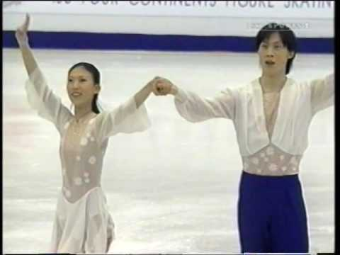 Qing Pang & Jian Tong CHN - 2003 Four Continents Championships SP